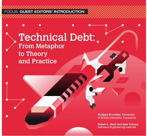 Technical Debt: From Metaphor to Theory and Practice